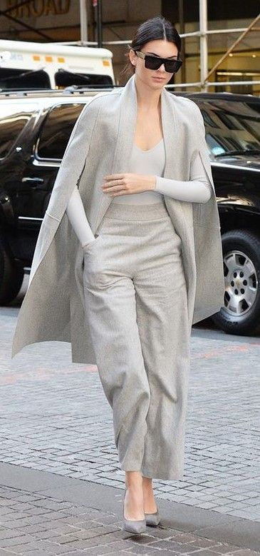 Casual Street Style Outfits For Ladies, Zac Posen