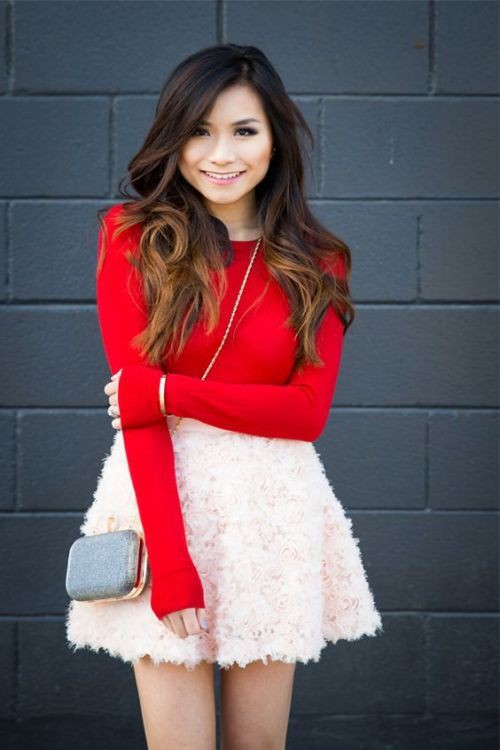 Valentines day outfit ideas, Casual wear