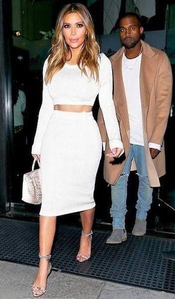 Kim kardashian kanye west 2014, Kim Kardashian