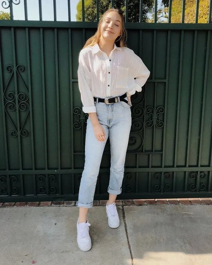Casual maddie ziegler outfits