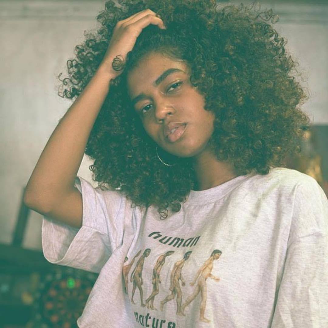 Beautiful Black Women, Black hair, Big hair