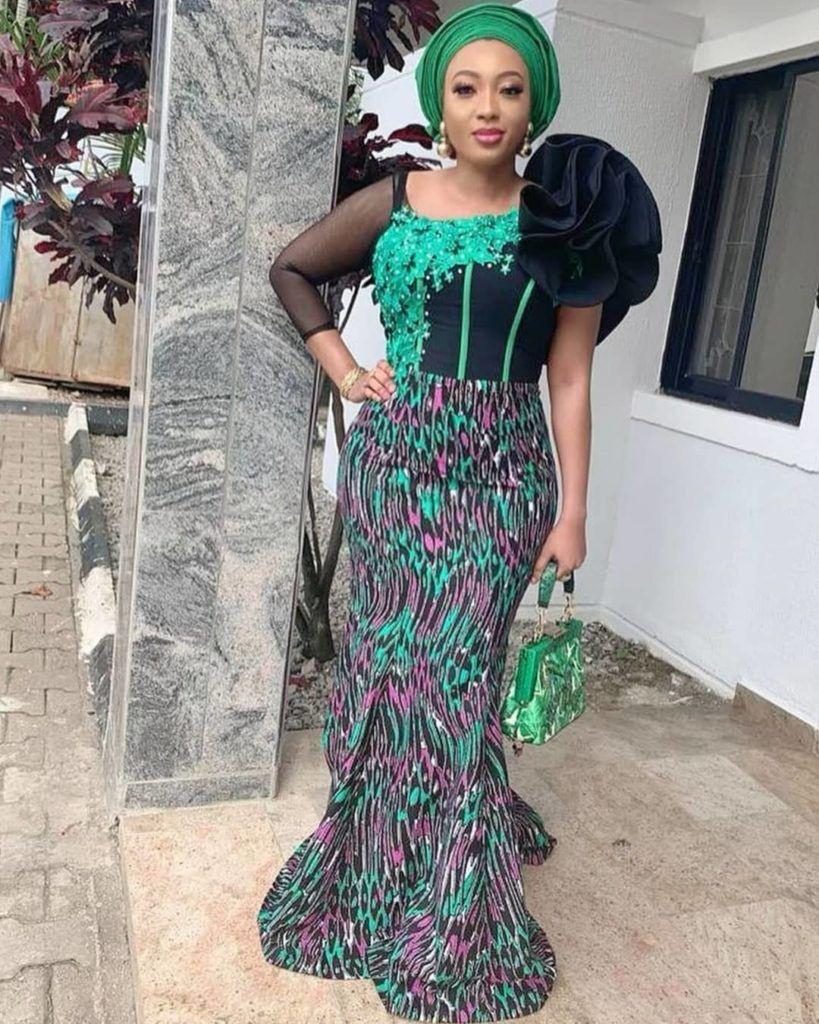 Pretty African Dress Designs