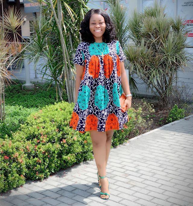 Eye catching african dress code 2019, African wax prints