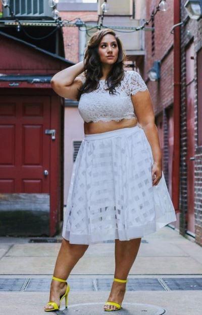 Beautiful plus size women, Plus-size clothing