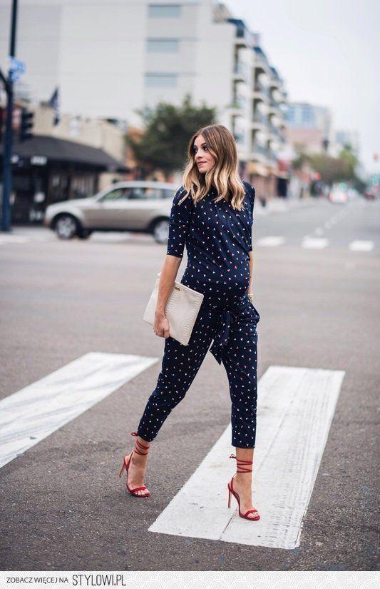 Ideas to see pregnancy jumpsuit outfit, Envie de Fraise