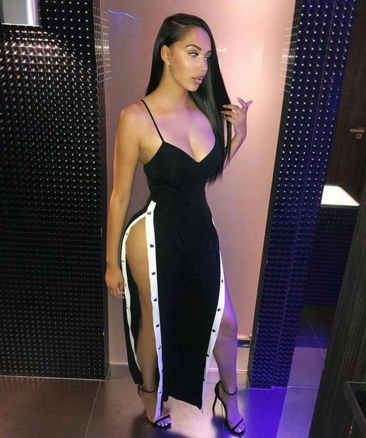 Elegant ideas for fashion model, Little black dress