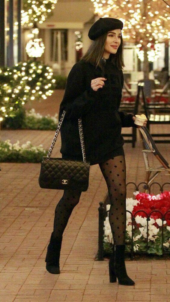 Olivia culpo winter outfits, Olivia Culpo
