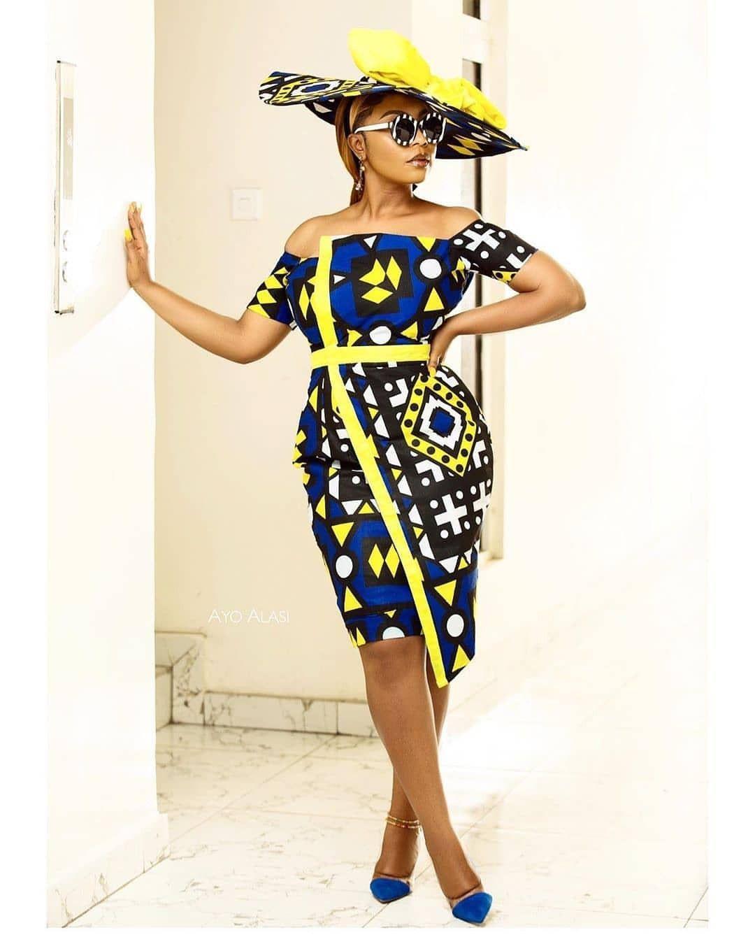 Terrific ideas for best African wax prints, African Dress