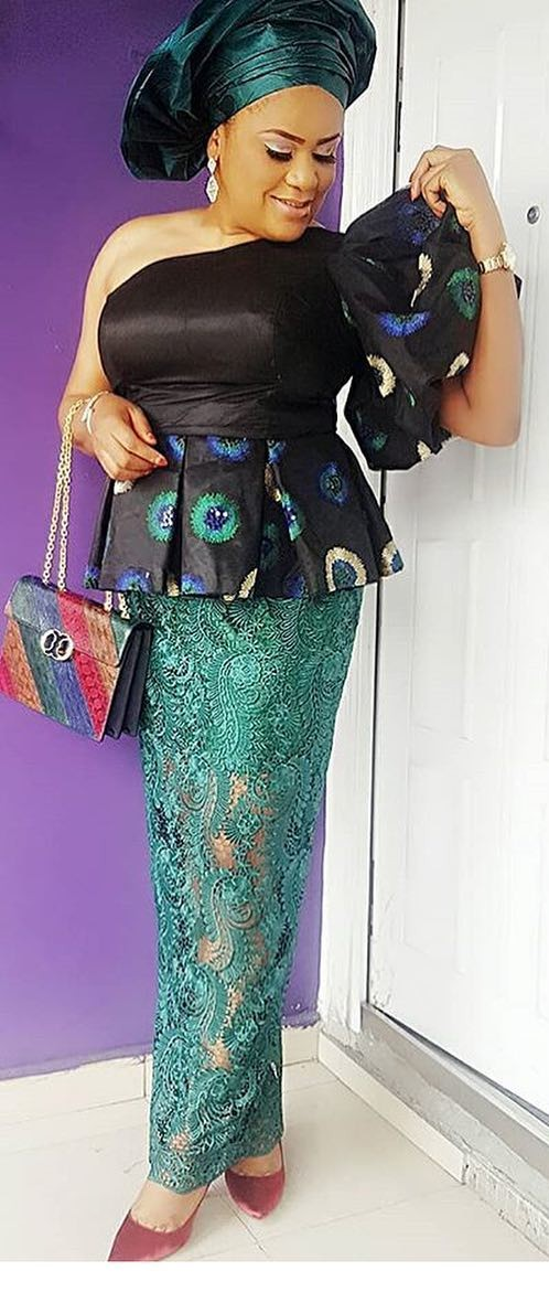Lovely outfit ideas for fashion model, African wax prints