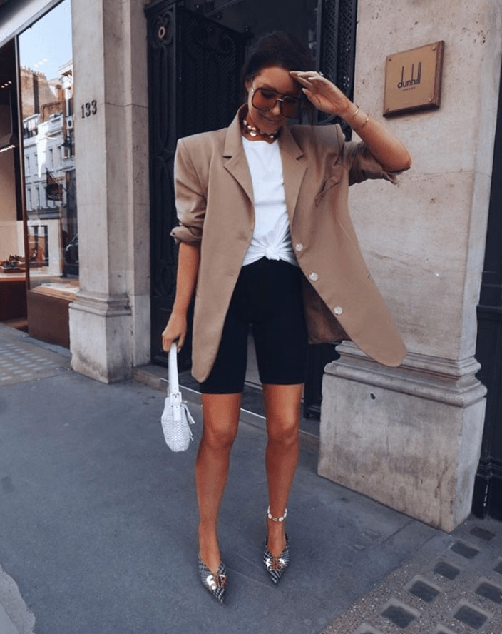 Nice and affordable ideas edgy blazer outfits, Sac à main Style