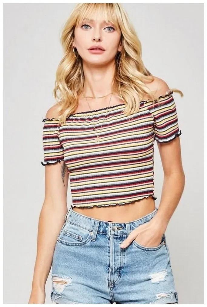 Paris type style fashion model, Sleeveless shirt
