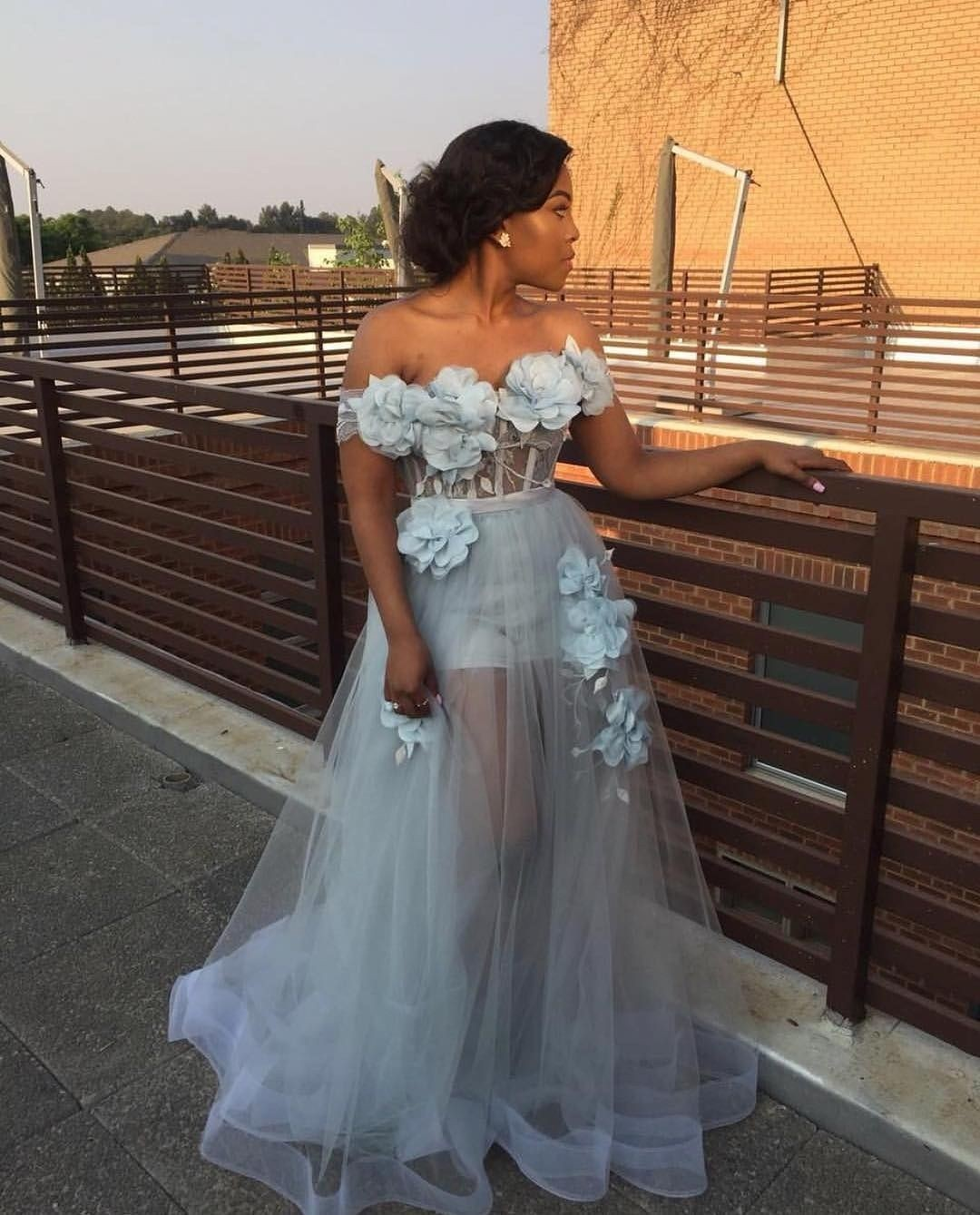 Black Girls Prom Outfits, Wedding dress, Cocktail dress