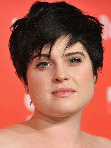 Pixie cut for overweight, Pixie cut
