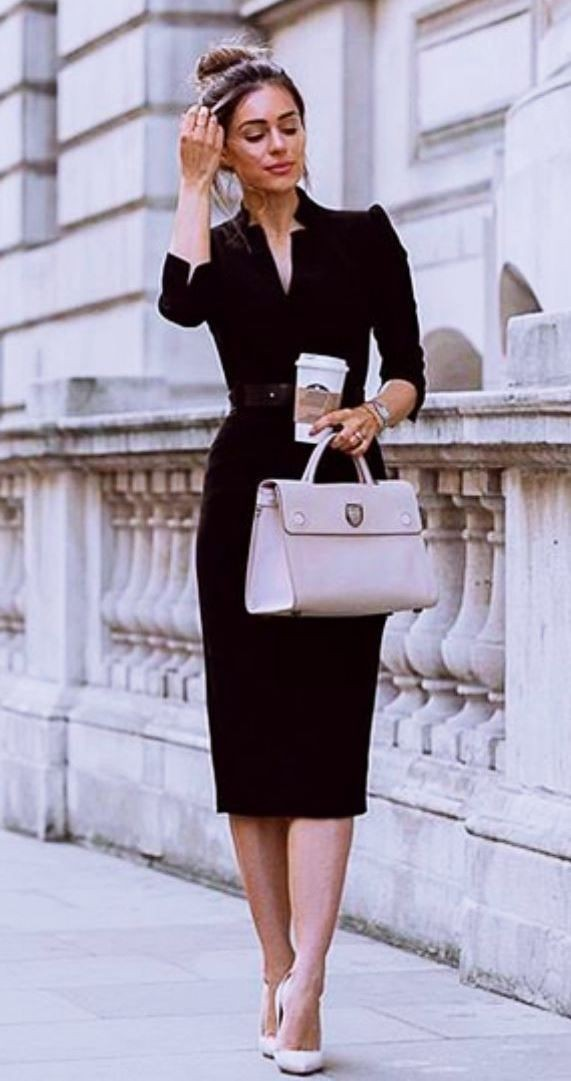 Stylish business outfits for women