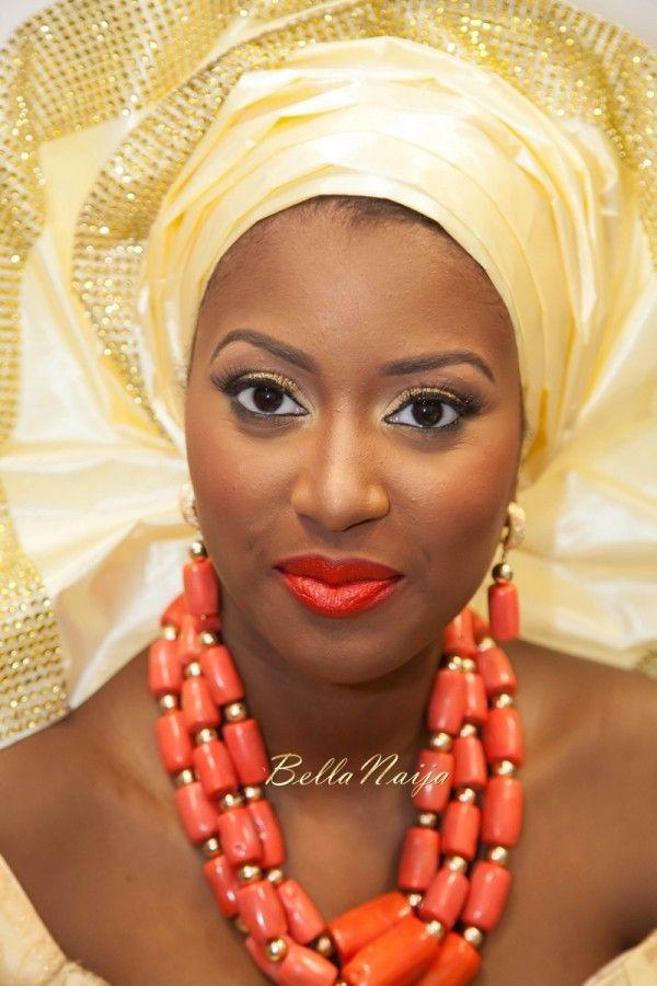 Nigerian Dresses For Nigerian Brides, The Robe
