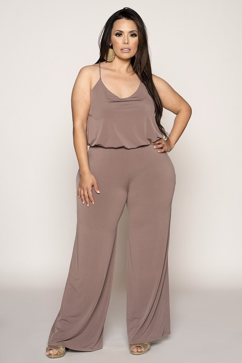 How about these elegant curvy jumpsuit, Romper suit