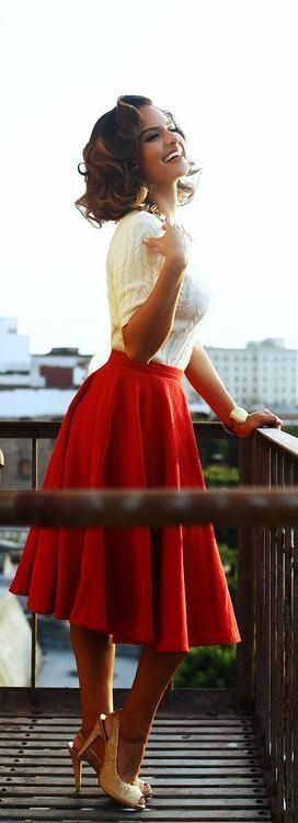 Very valuable tips for 50s skirt outfits, Vintage clothing