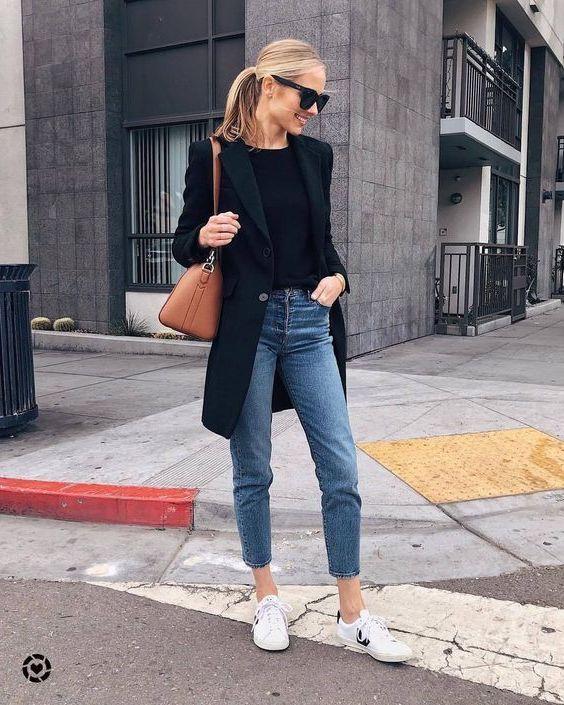 Casual Workwear Blazer Outfits
