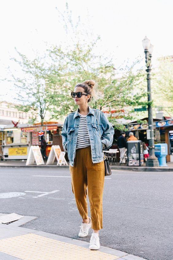 Denim jacket outfit hipster, Jean jacket