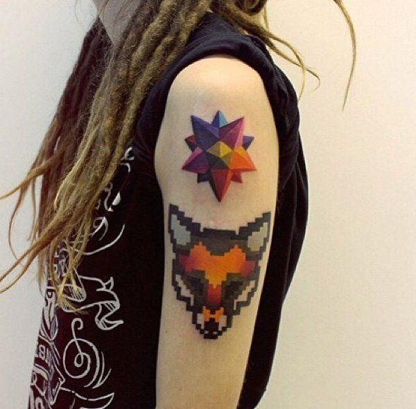 Well adorable circulo cromatico tatuaje, Tattoo artist