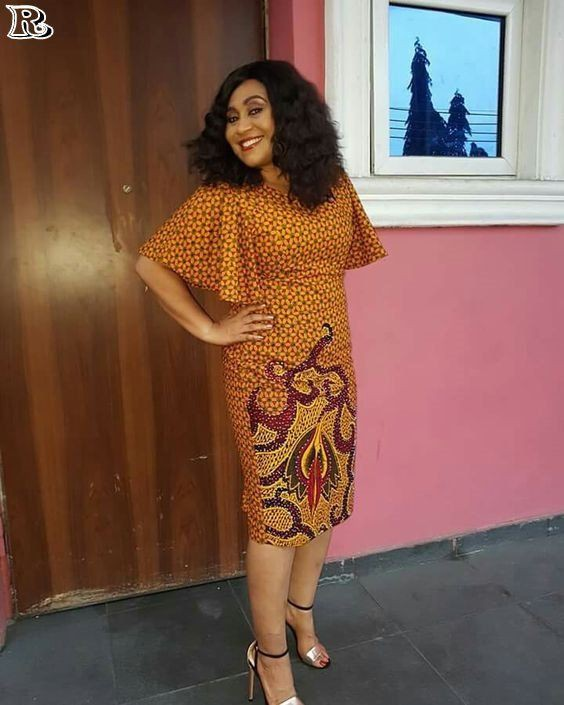Absolutely great! You must see these ankara dresses 2019 styles, African wax prints