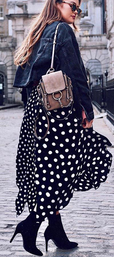Most tired ideas for polka dot
