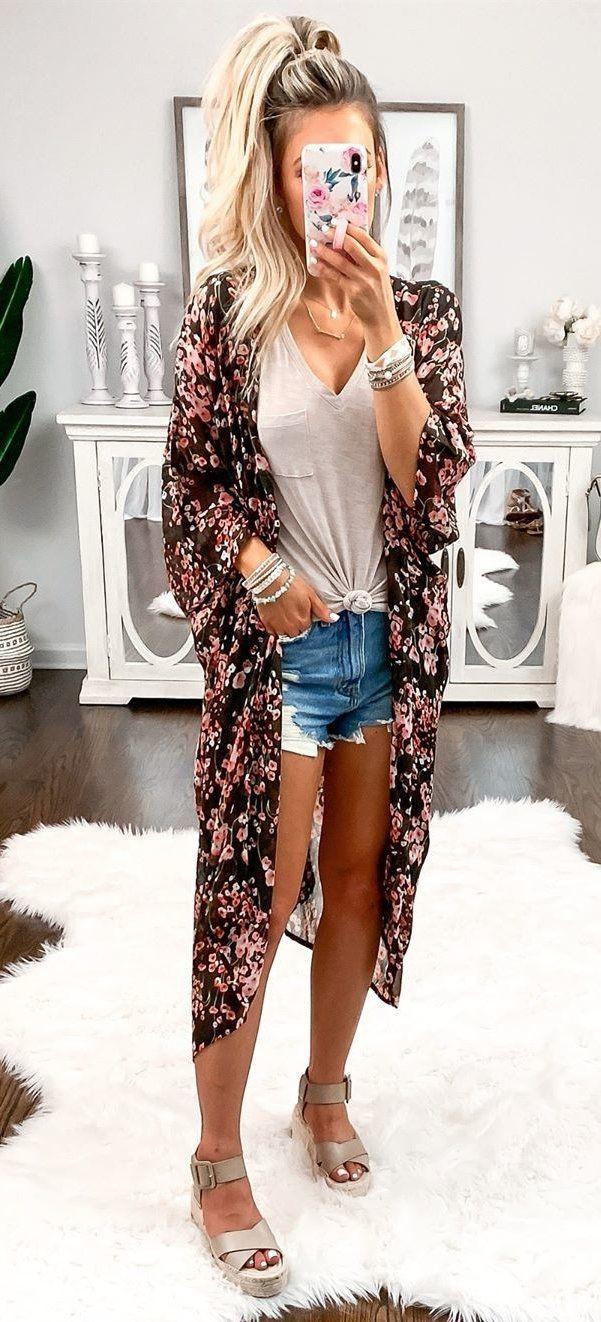 Perfectly designed fashion model, Casual wear