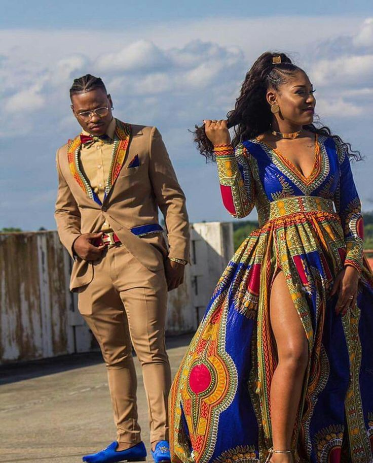 Prom african style suits, African Dress