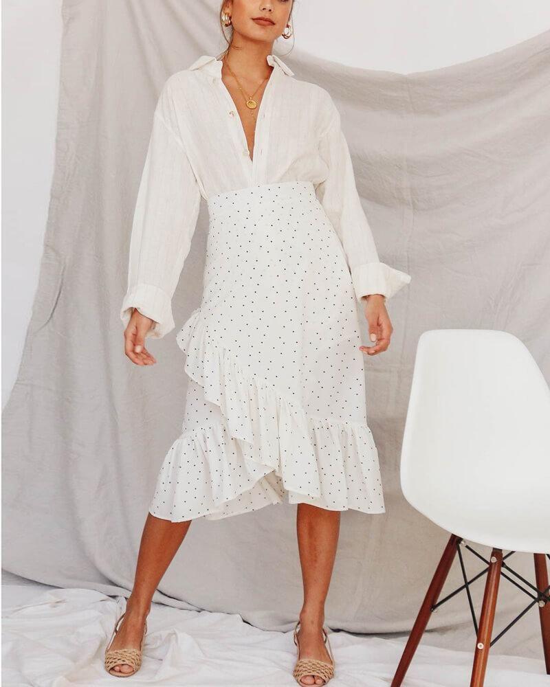 Get that look fashion model, Wedding dress