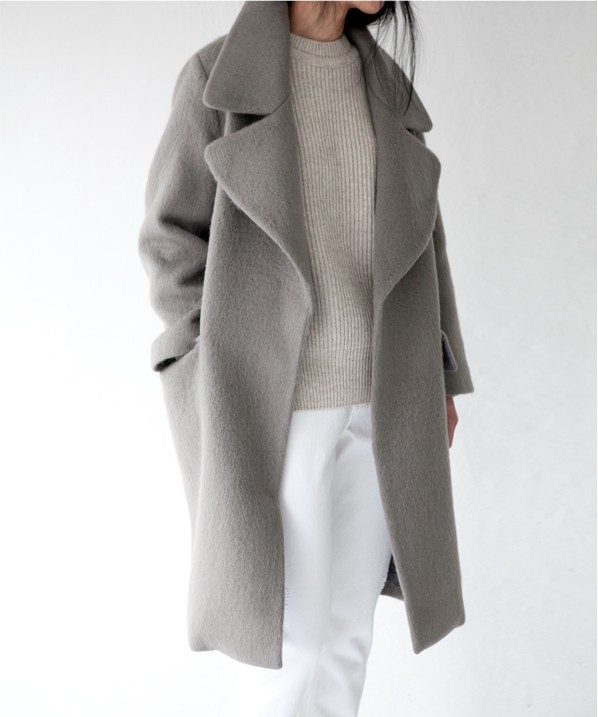 Images of nice winter coats minimal, White trench coat
