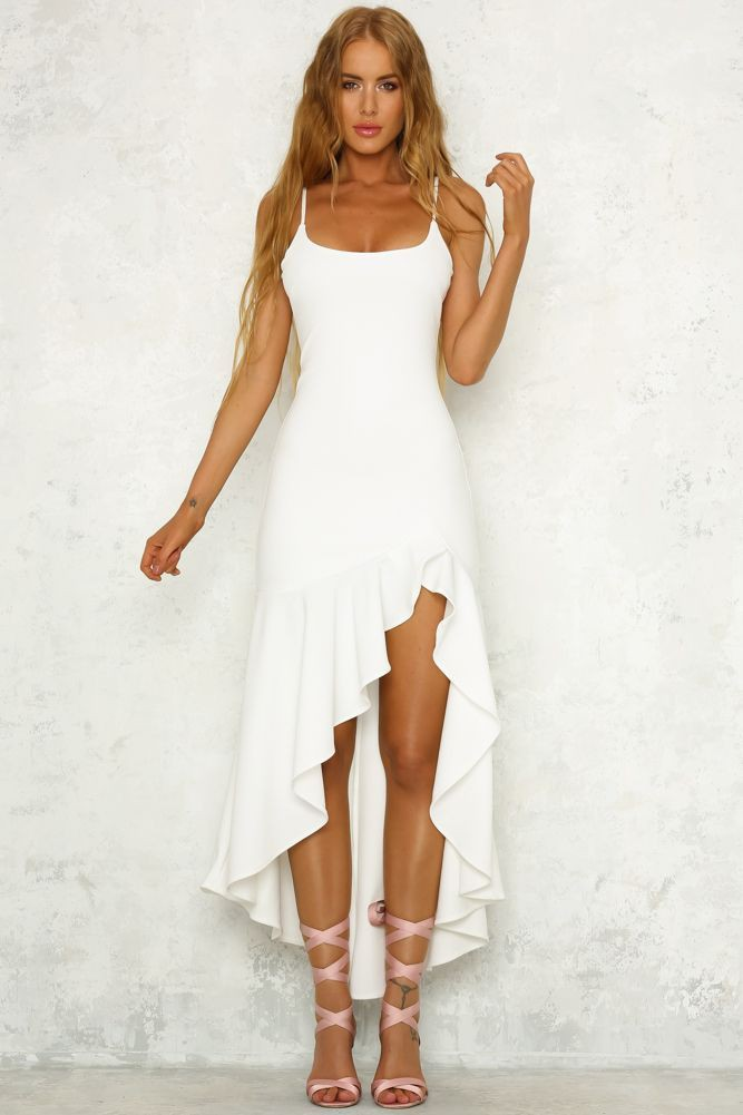 Casual White Party Outfits For Ladies