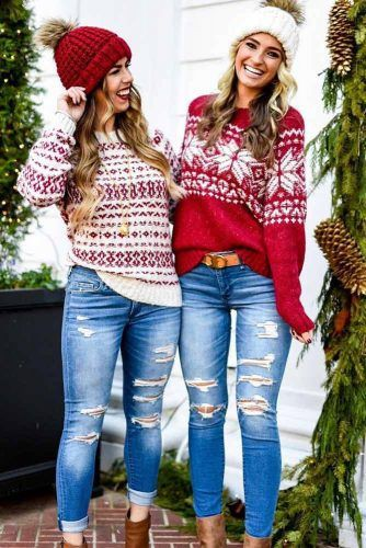 Winter Party Outfits For Christmas & New Year, Collections de Charme, Casual wear