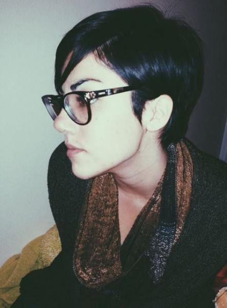 Perfect ideas for rayka zehtabchi, Black hair