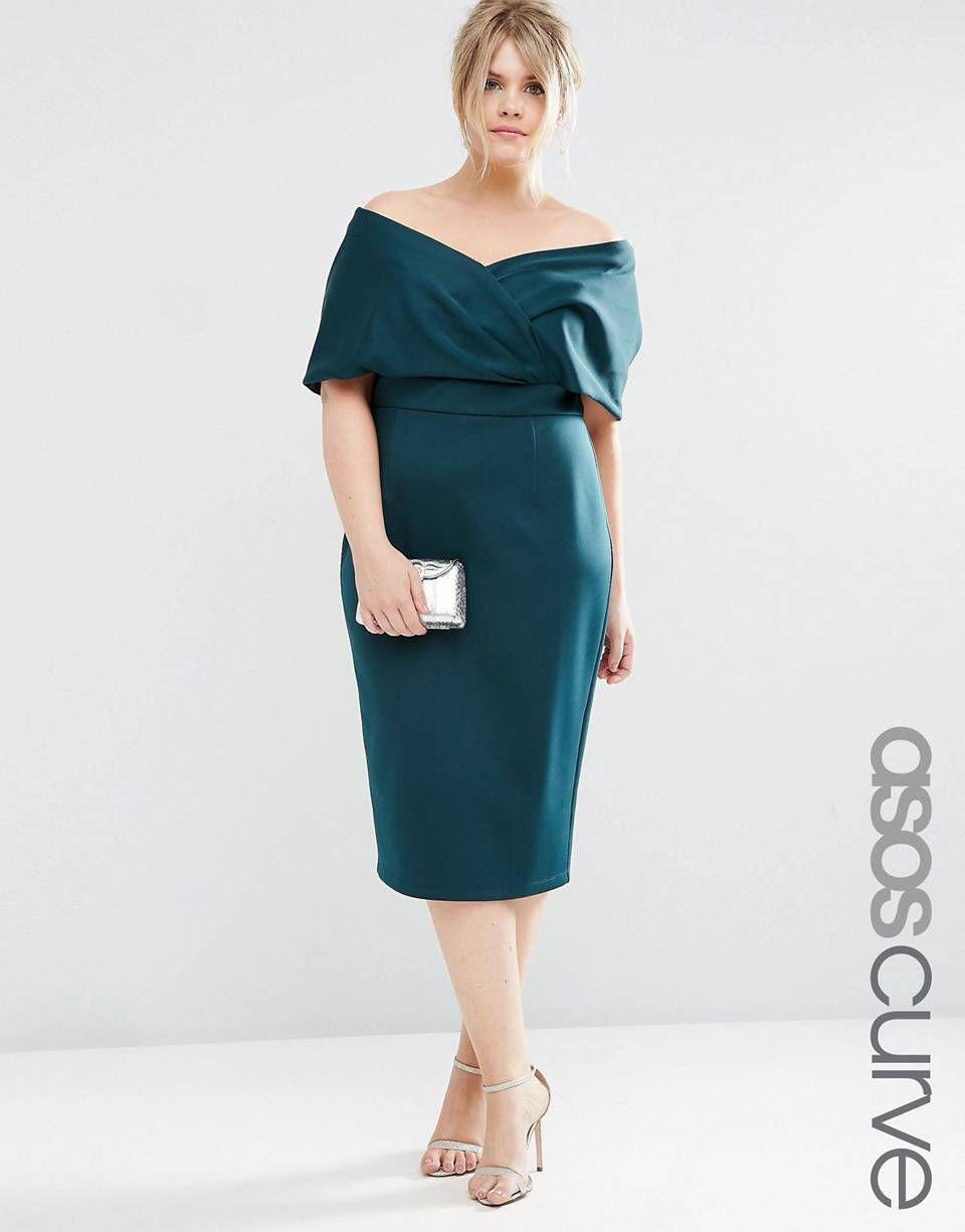 Accessoires kaufen Trendy Cocktail Dress For Plus Size Women