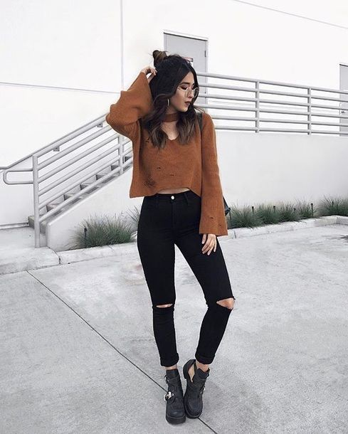 Moda Mujer Juvenil Outfit Adolescentes Ropa Trendy Outfits To Look Stylish In 2020 Casual Wear Lapel Pin Trendy Outfits