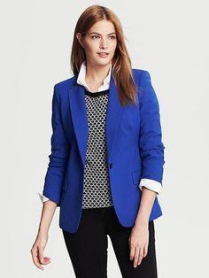 Tips for nice blazer azulino, Navy blue