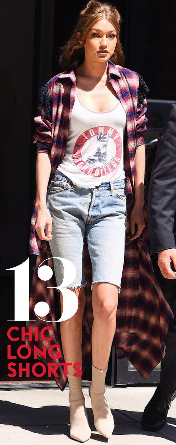 Top 10 ideas for fashion model, Gigi Hadid
