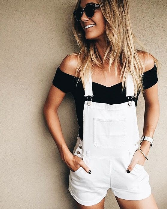 Shorts cute outfits for summer