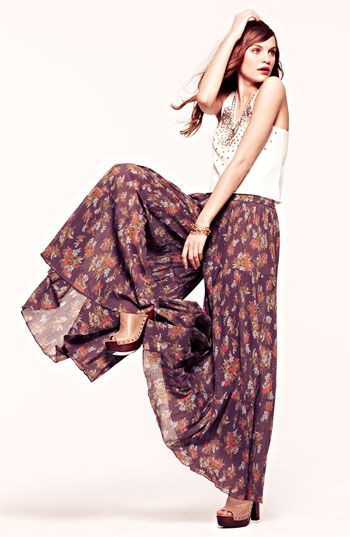 Wonderful Flare Palazzo Attire For Women Free People Pants & Tank   Nordstrom