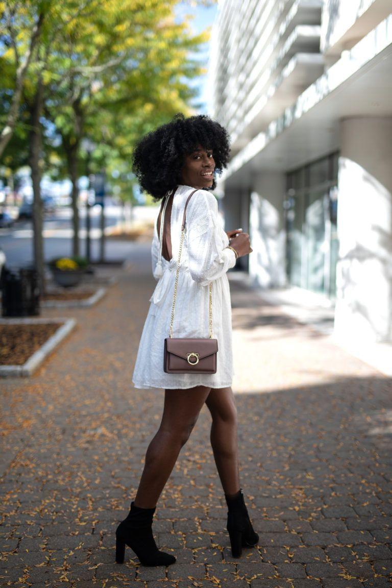 Beautiful Dress For Coffee Date