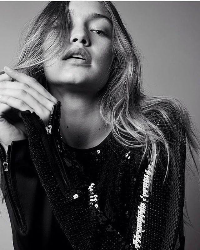 Hotest baddie Gigi Hadid Snaps Instagram
