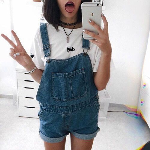 Everyday treat edgy hipster clothes, Grunge fashion