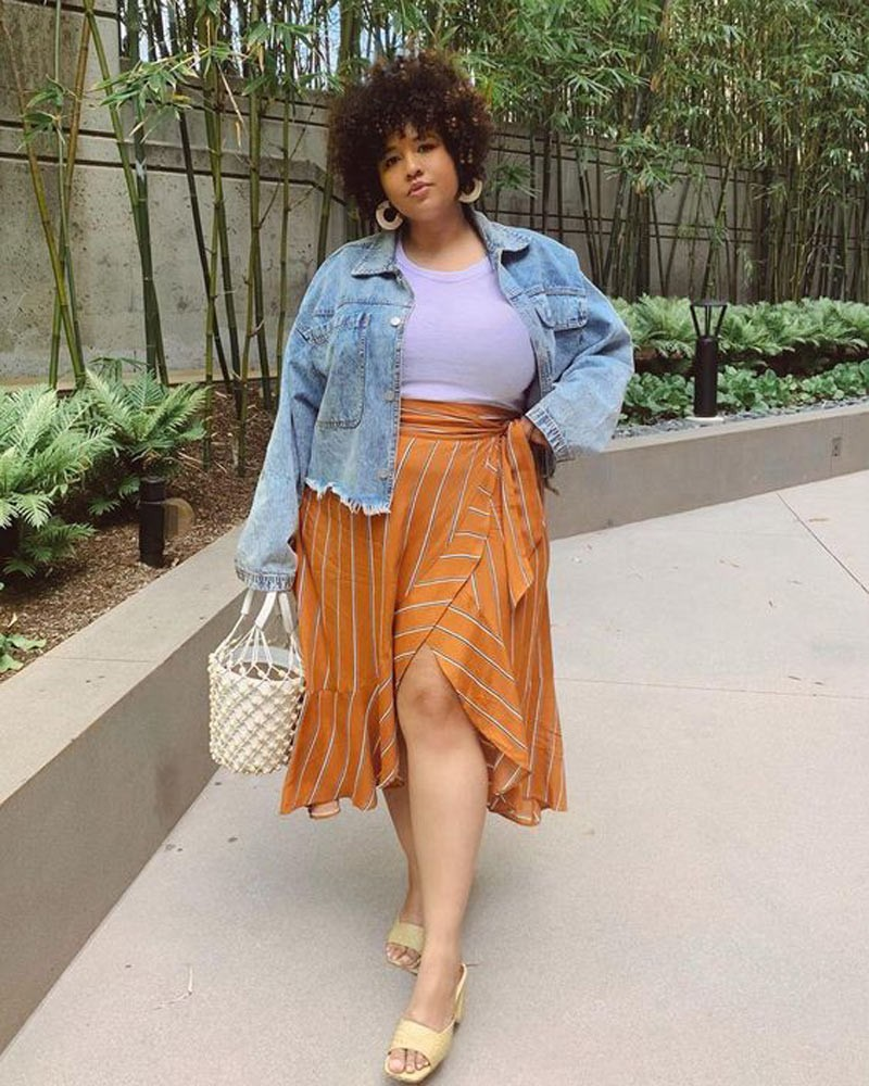Cute Streetwear Outfits Ideas For Spring  Plus Size Streetwear