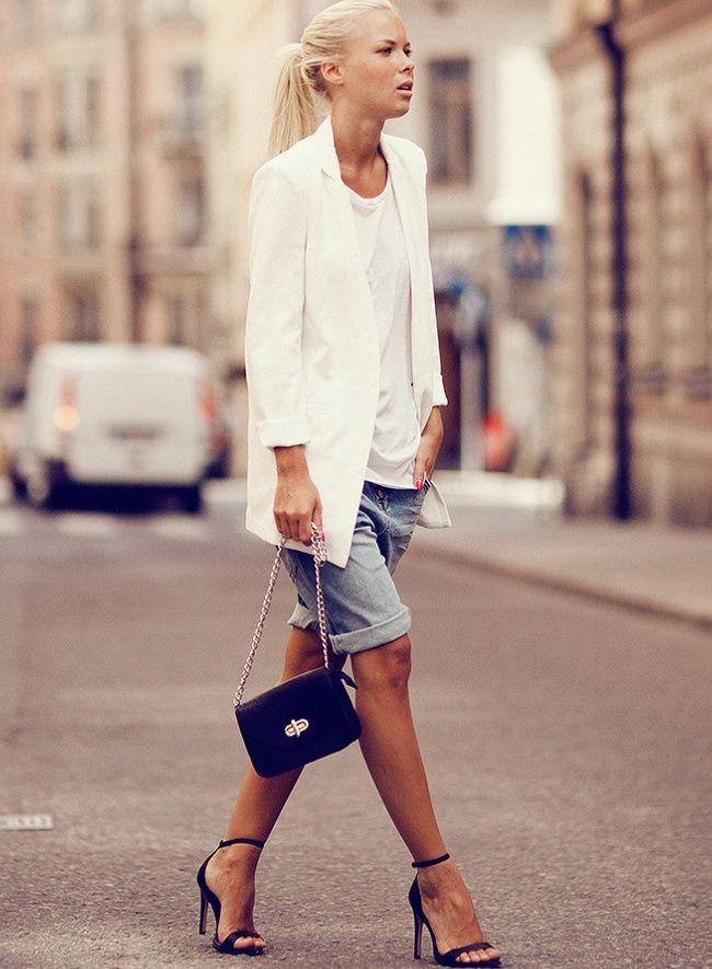 Bermuda Shorts Outfits Tumblr
