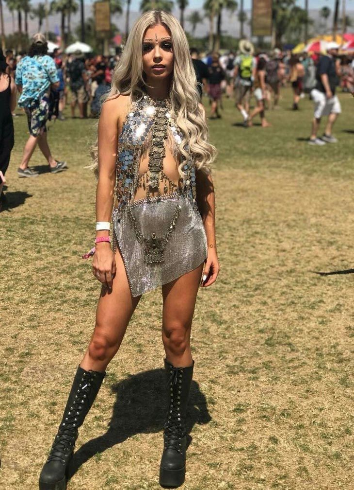 Trendy  Baddie Rave  Clothes For Teenagers