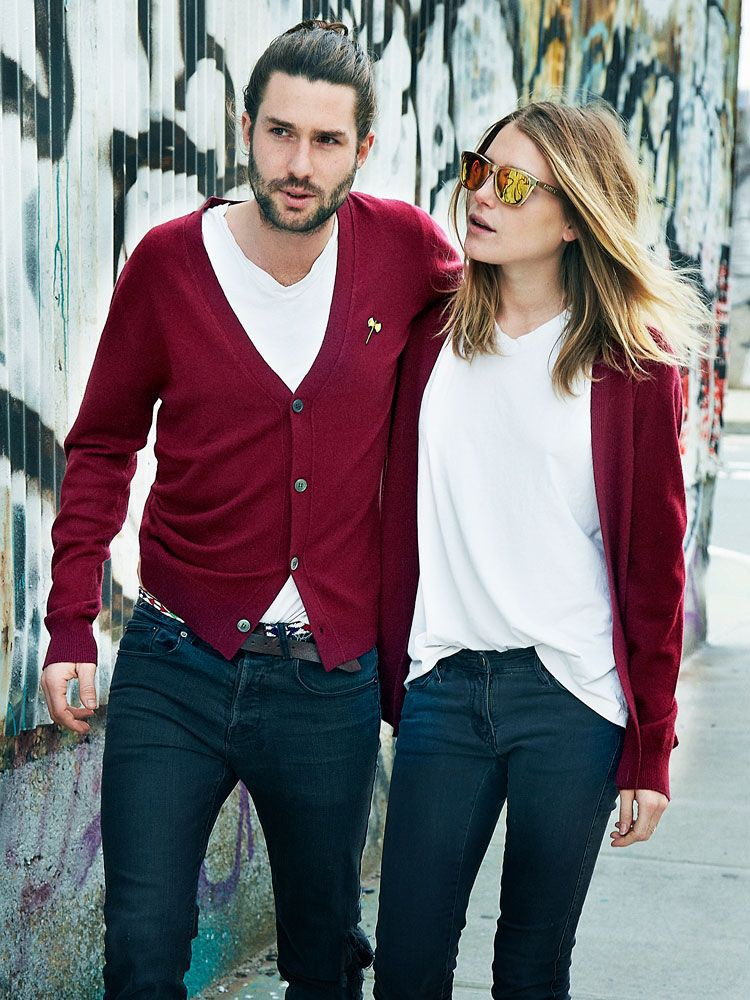 Winter Casual Couple Matching Outfits