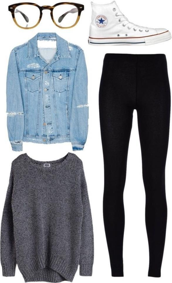 Cute fall outfits for teenage girl