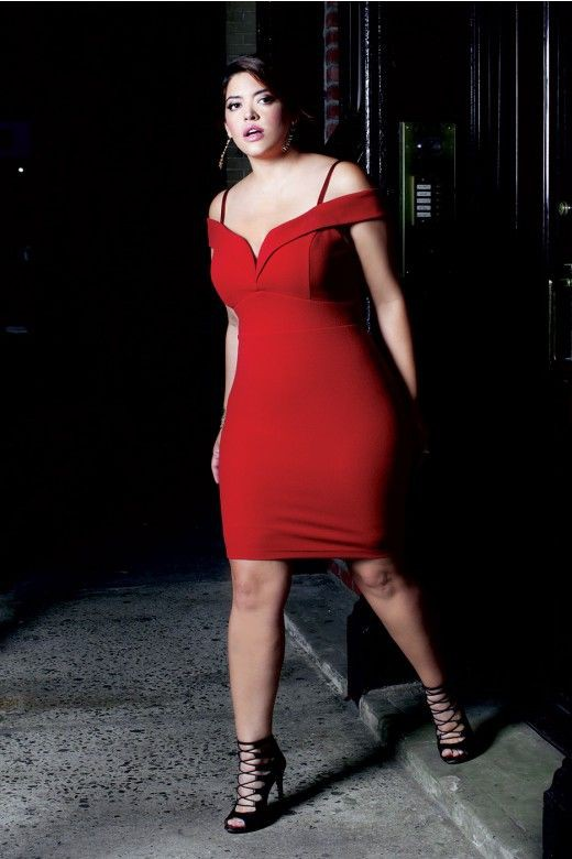 Formal, Wedding, Work Dresss, Sexy Night Out Dresses Trendy Cocktail Outfit For Plus-Size Girls