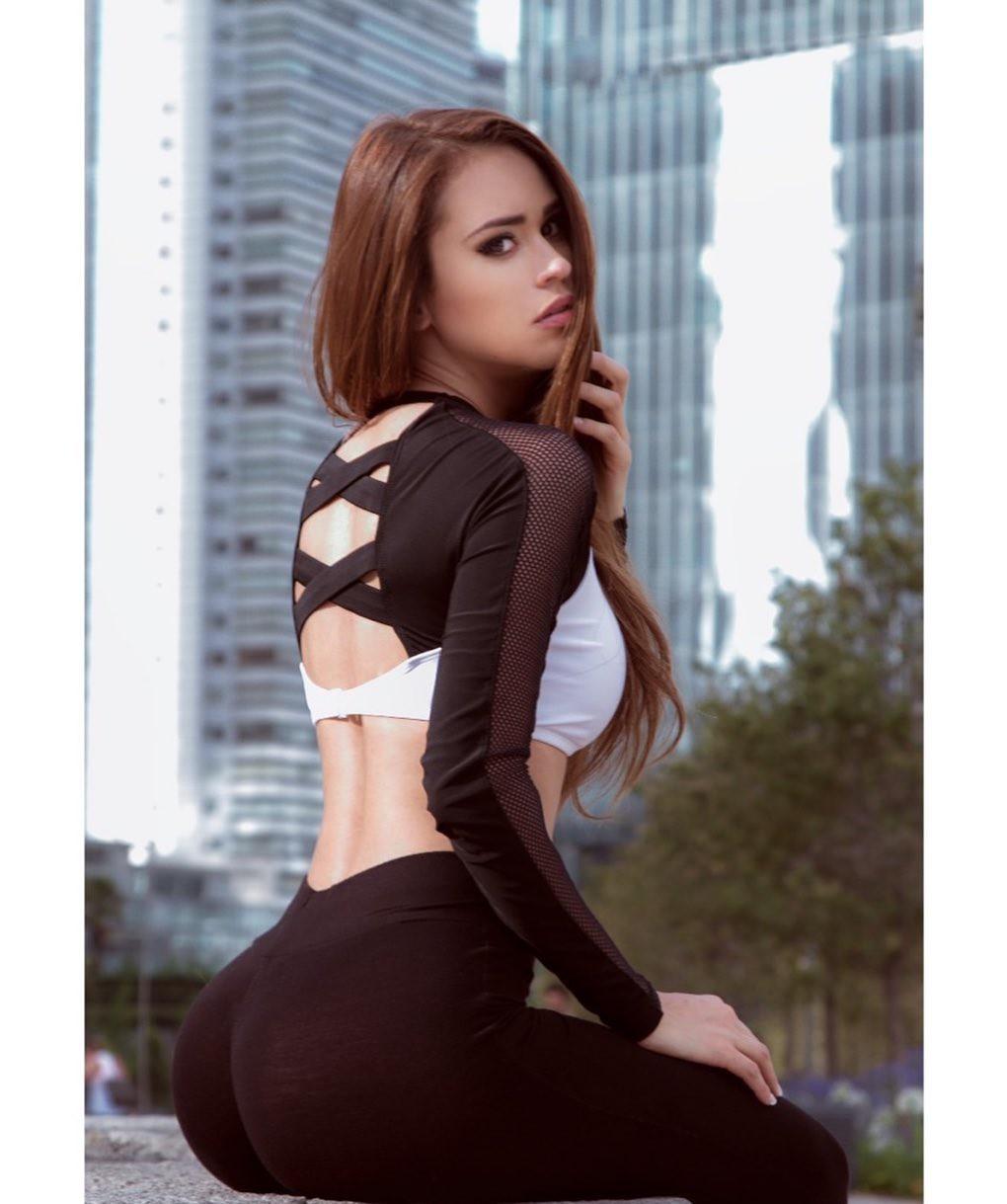 Sexy Instagram Photo Shoot Of Actress Yanet Garcia Yanet Garcia