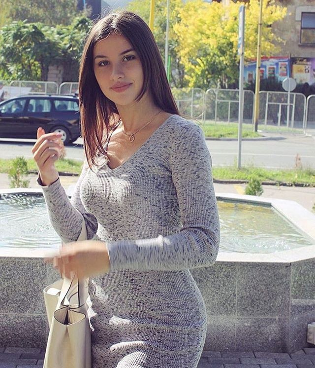 Bosnian Girl Instagram, Bosnia and Herzegovina, Photo